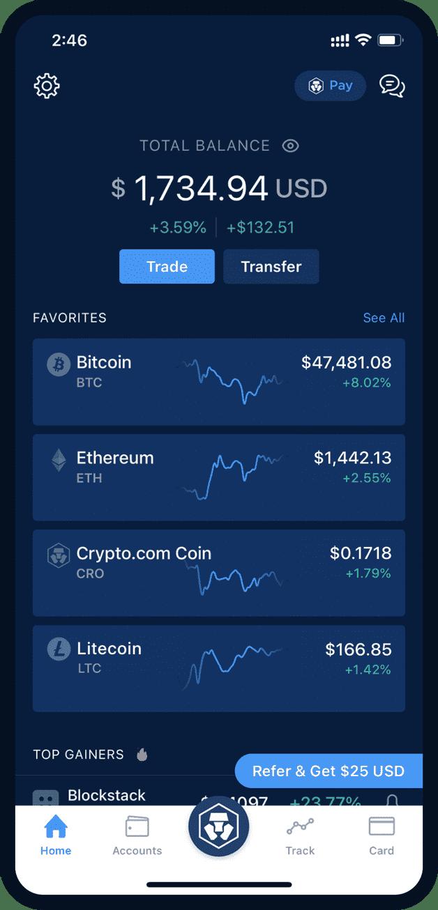 bitcoin di trading migliore app